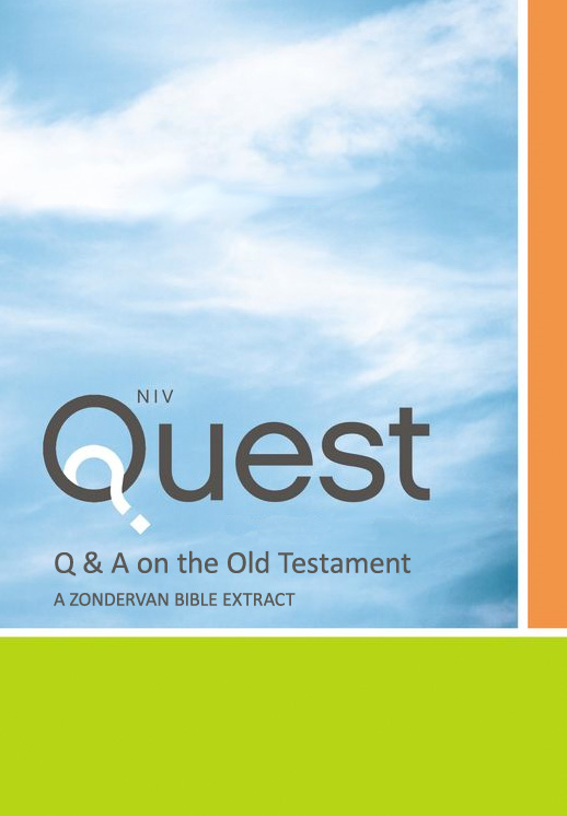 Q & A on the Old Testament: A Zondervan Bible Extract By: Zondervan