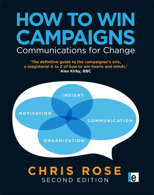 How to Win Campaigns Communications for Change