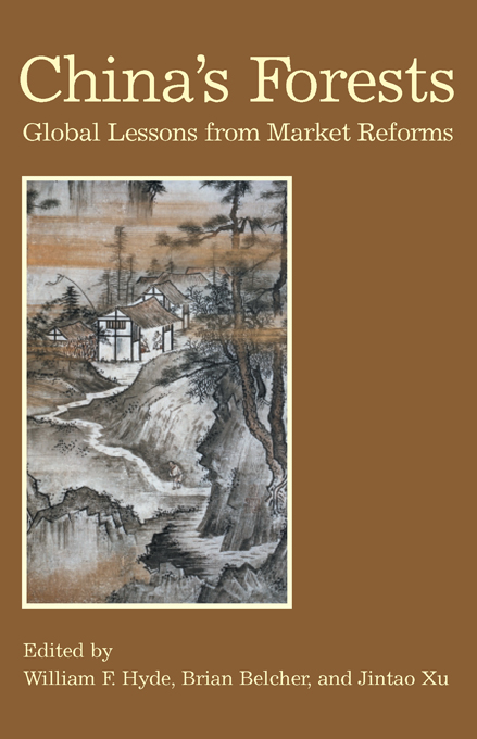 China's Forests Global Lessons from Market Reforms