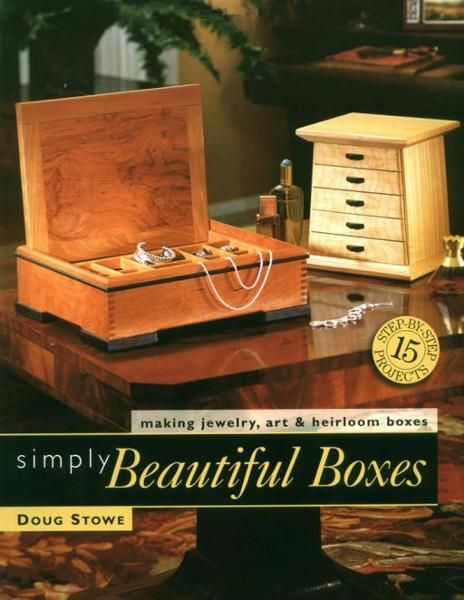 Simply Beautiful Boxes