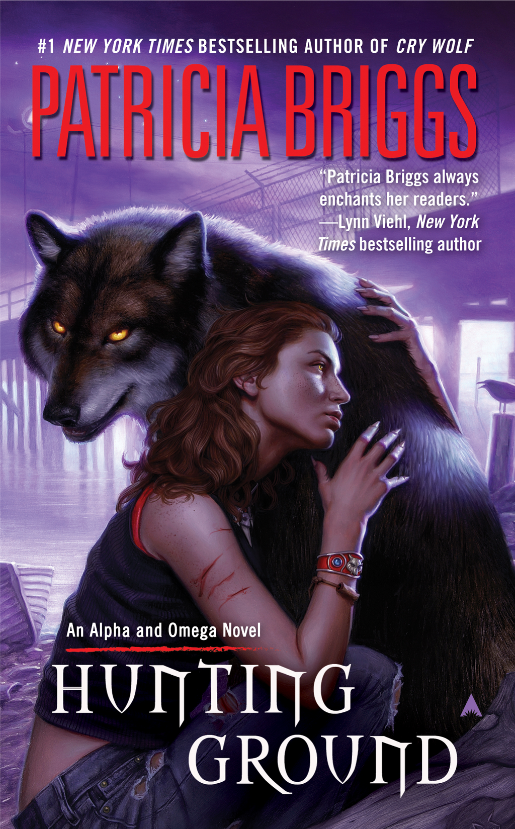 Hunting Ground By: Patricia Briggs