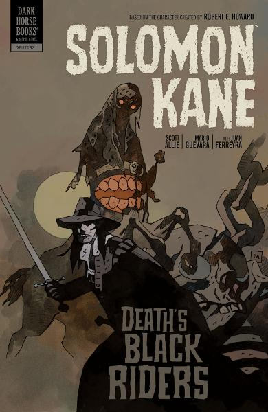 Solomon Kane Volume 2: Deaths Black Riders