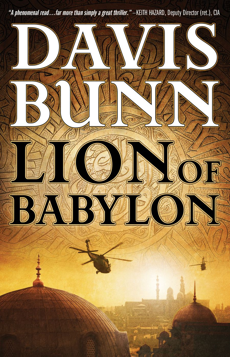 Lion of Babylon By: Davis Bunn