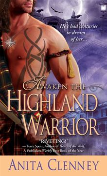 Awaken the Highland Warrior Cover