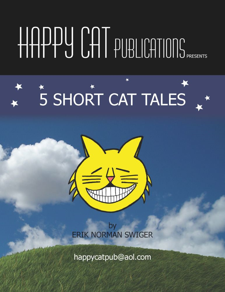 5 Short Cat Tales