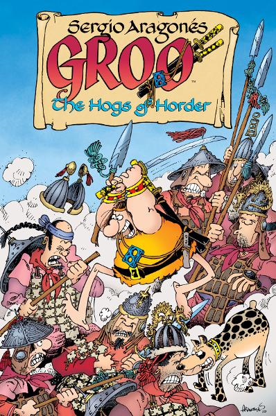 Groo: Hogs of Horder