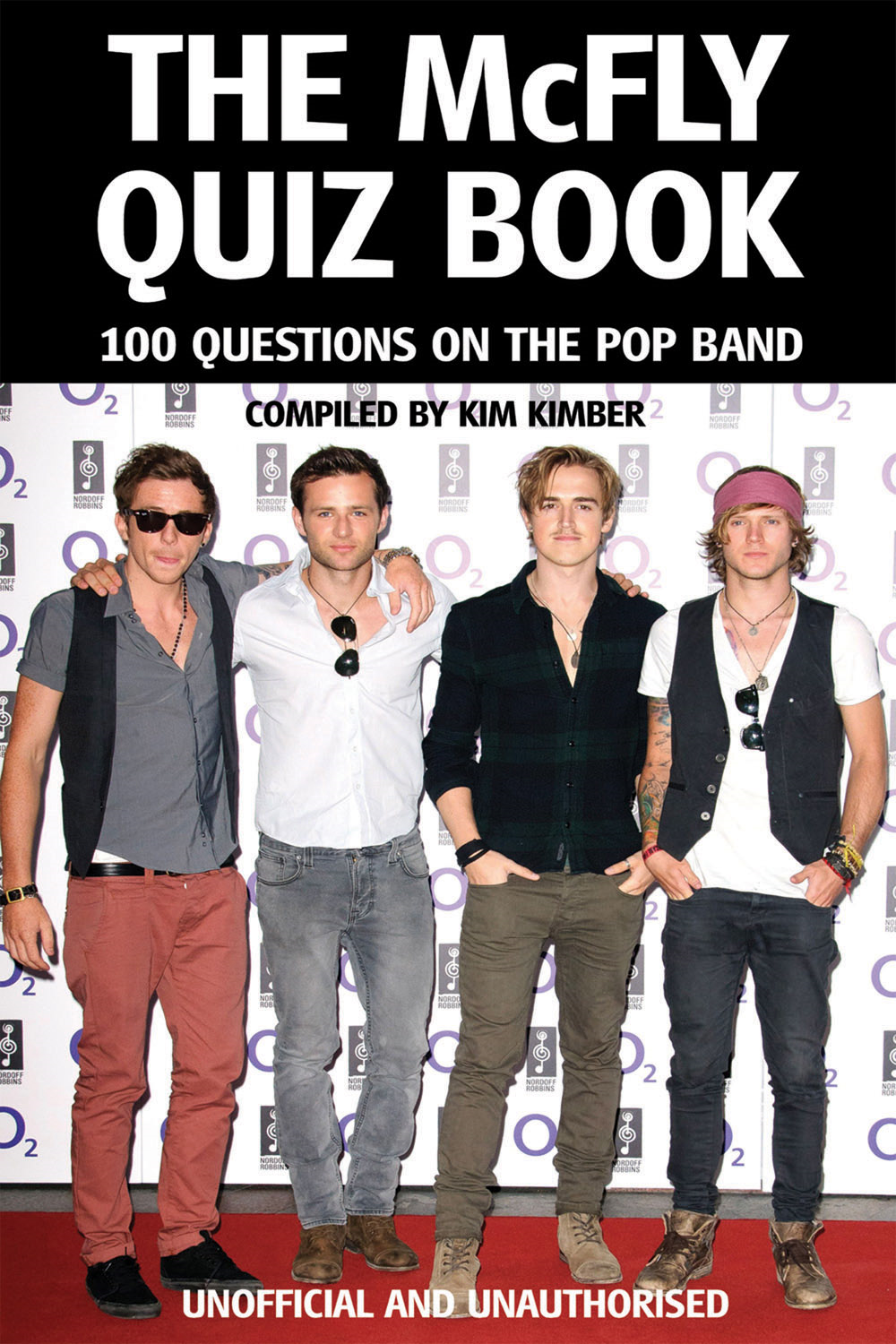 The McFly Quiz Book