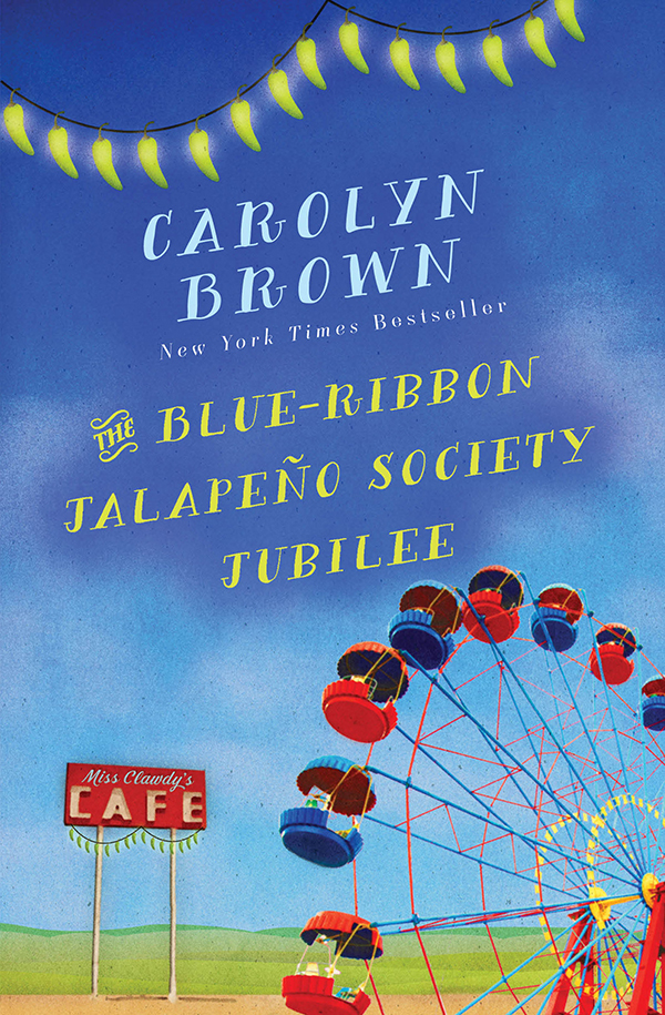 Blue-Ribbon Jalapeño Society Jubilee