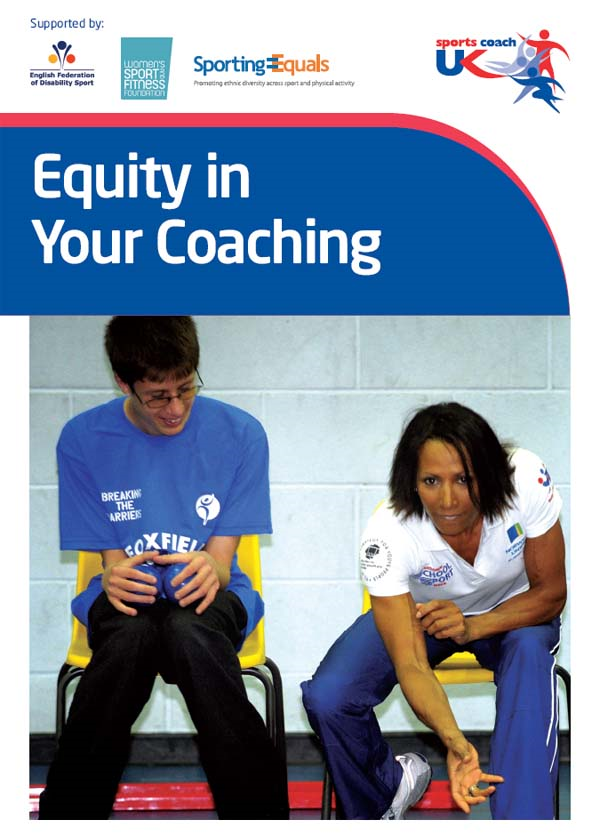 Equity in Your Coaching
