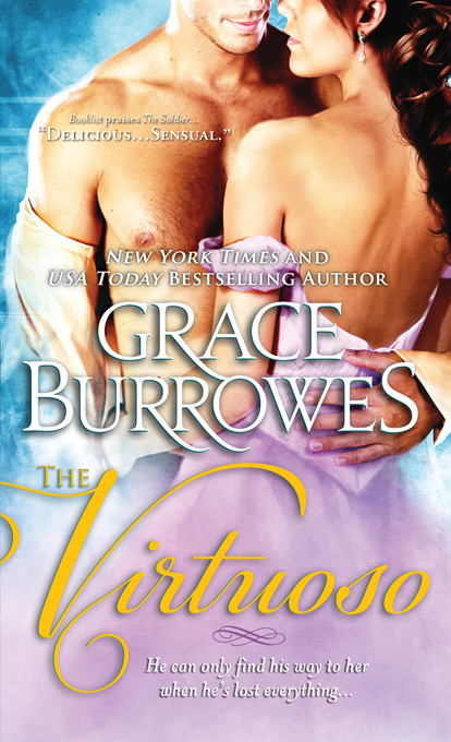 Virtuoso By: Grace Burrowes