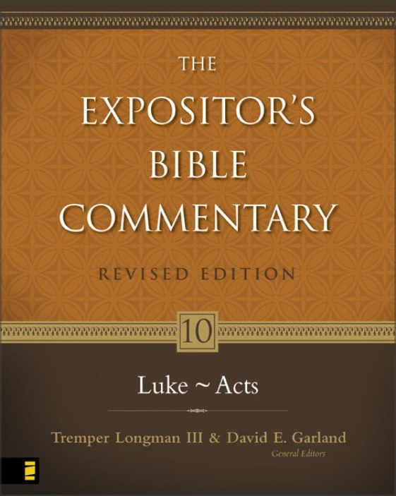 Luke---Acts By: David E.   Garland,Tremper   Longman III