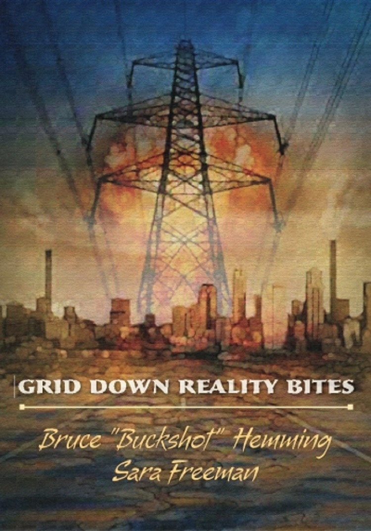 "Grid Down Reality Bites By: Bruce ""Buckshot"" Hemming,Sara Freeman"