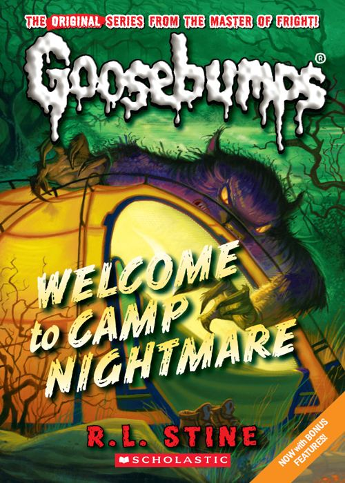 Classic Goosebumps #14: Welcome to Camp Nightmare By: R.L. Stine