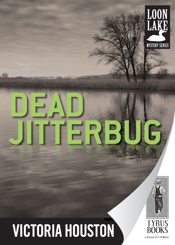 Dead Jitterbug By: Victoria Houston