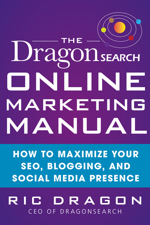 Book Cover: The DragonSearch Online Marketing Manual