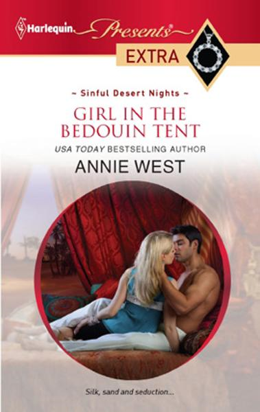 Girl in the Bedouin Tent By: Annie West