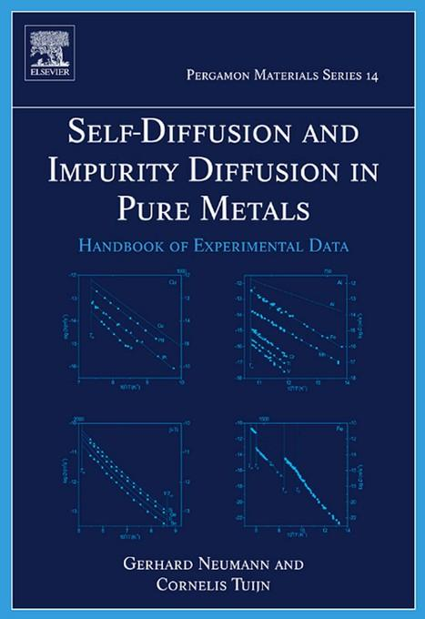 Self-diffusion and Impurity Diffusion in Pure Metals: Handbook of Experimental Data