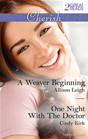 Cherish Duo/a Weaver Beginning/one Night With The Doctor: