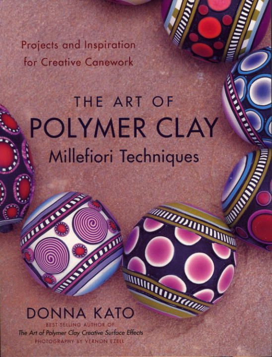The Art of Polymer Clay Millefiori Techniques