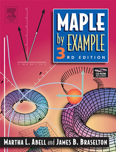 Maple By Example