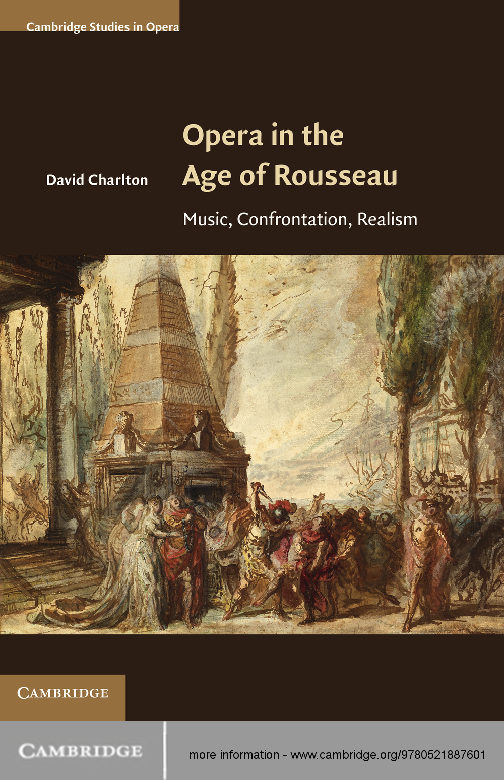 Opera in the Age of Rousseau Music,  Confrontation,  Realism