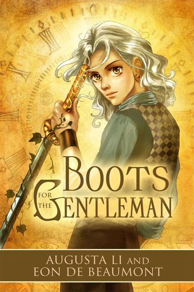 Boots for the Gentleman By: Augusta Li, Eon de Beaumont