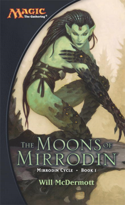 Cover Image: The Moons of Mirrodin