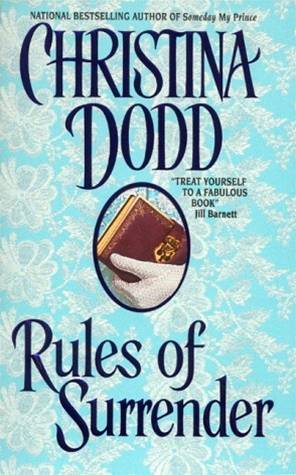 Rules of Surrender By: Christina Dodd