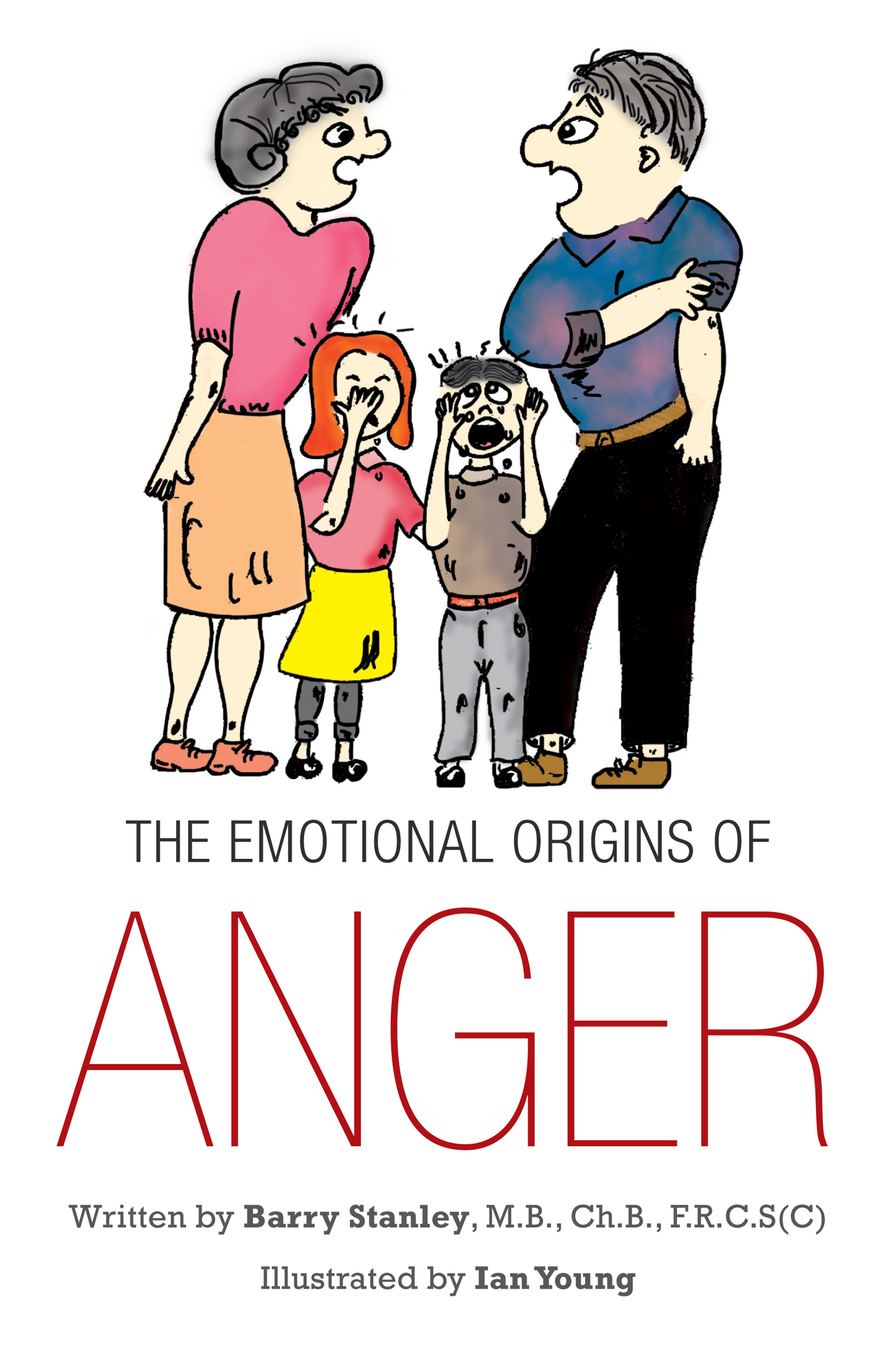 THE EMOTIONAL ORIGINS OF ANGER
