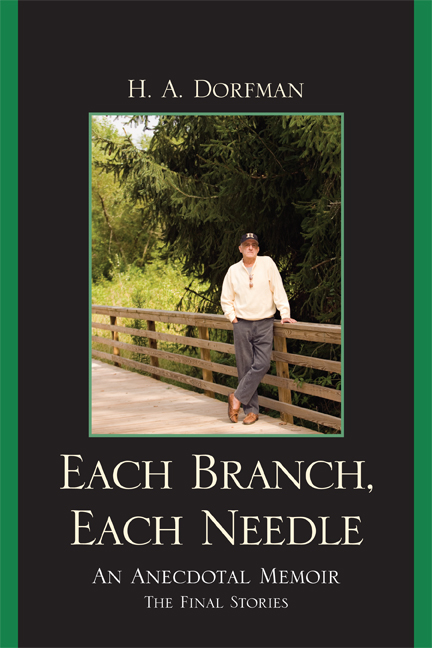 Each Branch, Each Needle