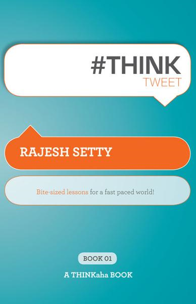 #THINKtweet Book01
