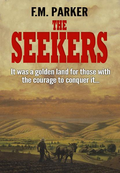 The Seekers By: F.M. Parker