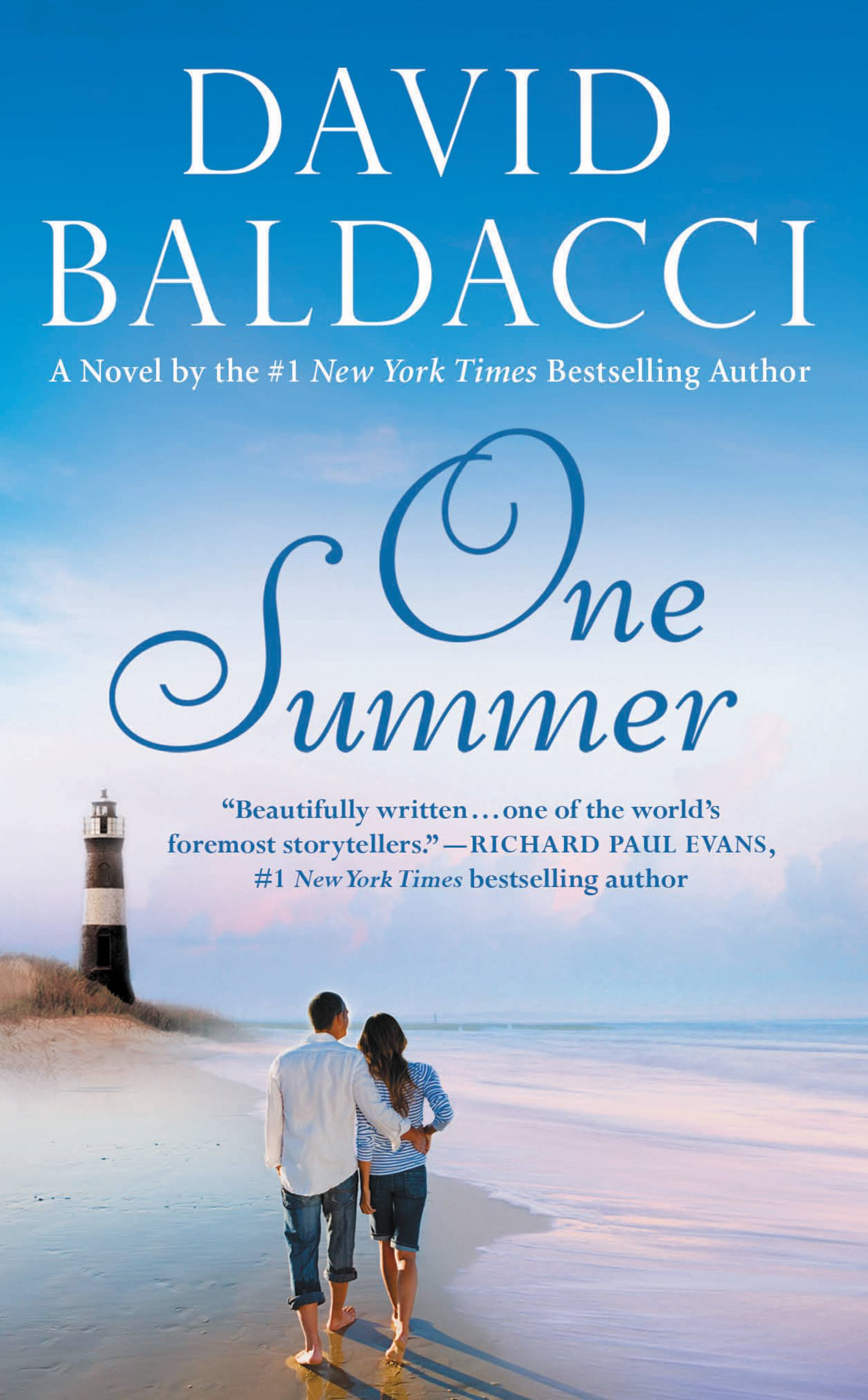 One Summer By: David Baldacci