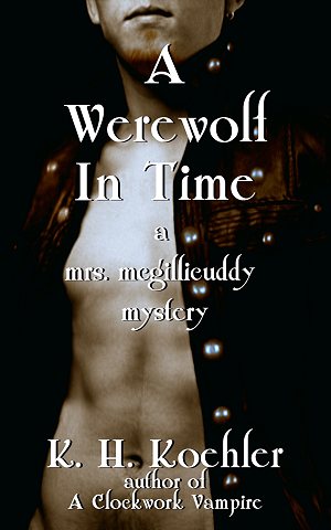 A Werewolf in Time (Mrs. McGillicuddy #2)