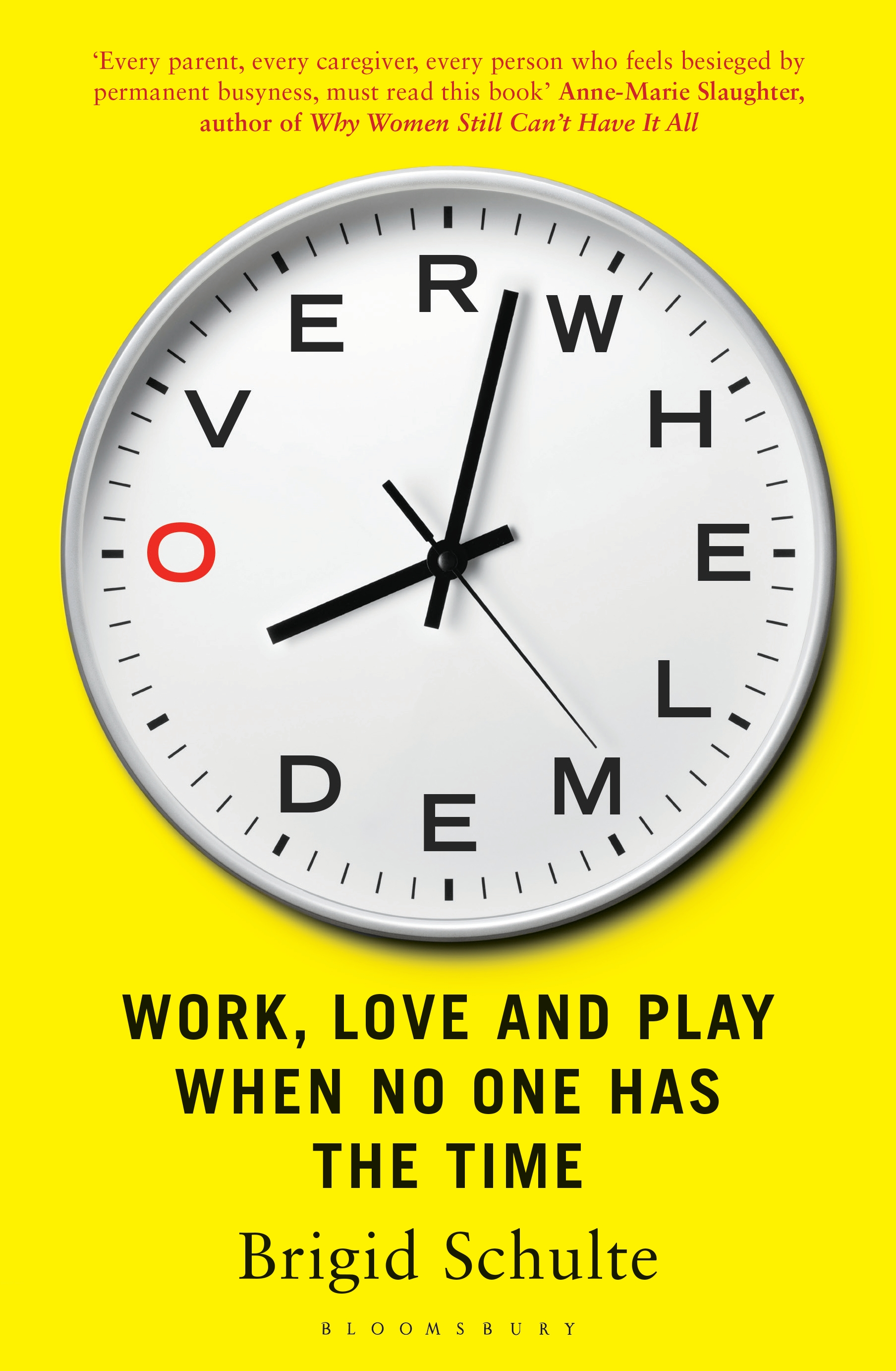 Overwhelmed Work,  Love and Play When No One Has The Time