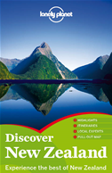 Lonely Planet Discover New Zealand: