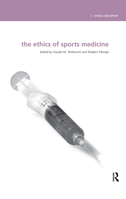 The Ethics of Sports Medicine