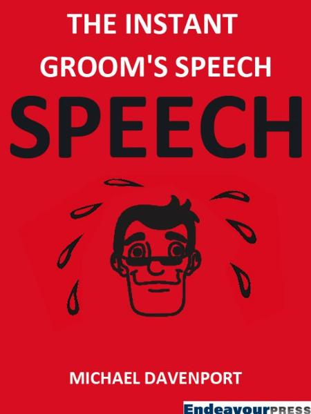 Instant Groom's Speech