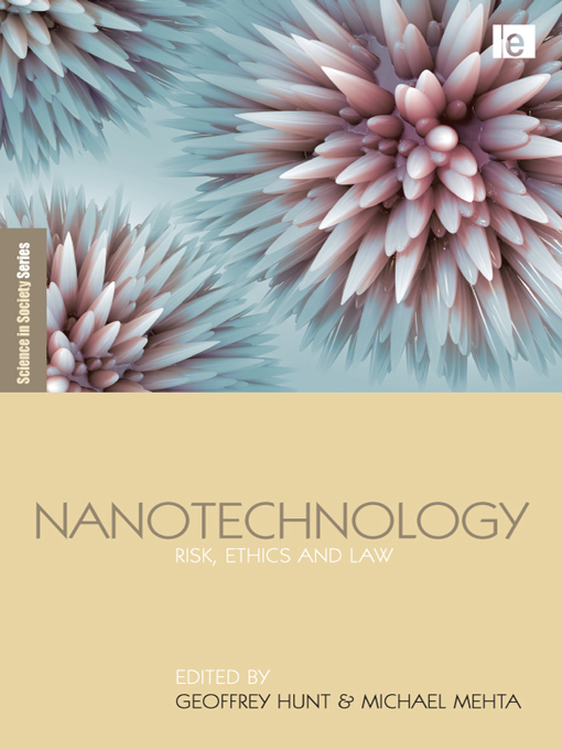 "Nanotechnology ""Risk,  Ethics and Law"""