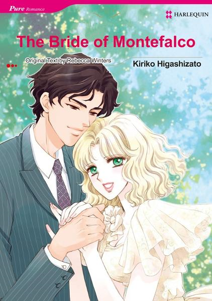 Harlequin comics: The Bride of Montefalco
