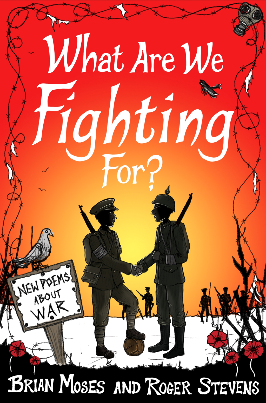 What Are We Fighting For? (Macmillan Poetry) New Poems About War