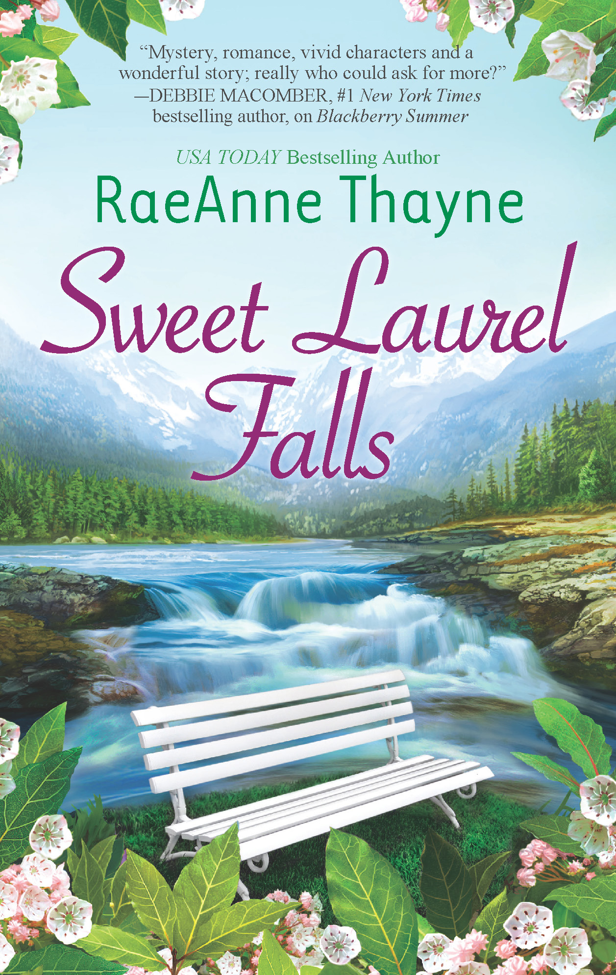 Sweet Laurel Falls By: RaeAnne Thayne