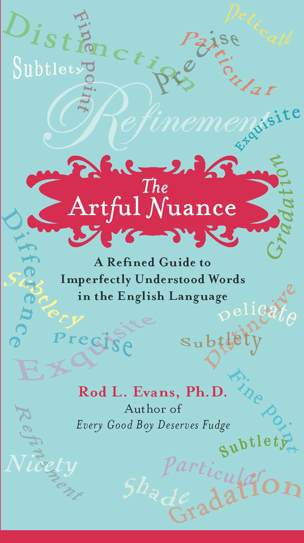 The Artful Nuance By: Rod L. Evans, Ph.D.