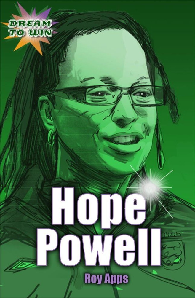 Hope Powell EDGE - Dream to Win