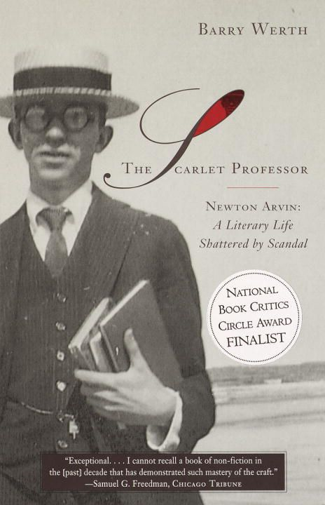 The Scarlet Professor By: Barry Werth