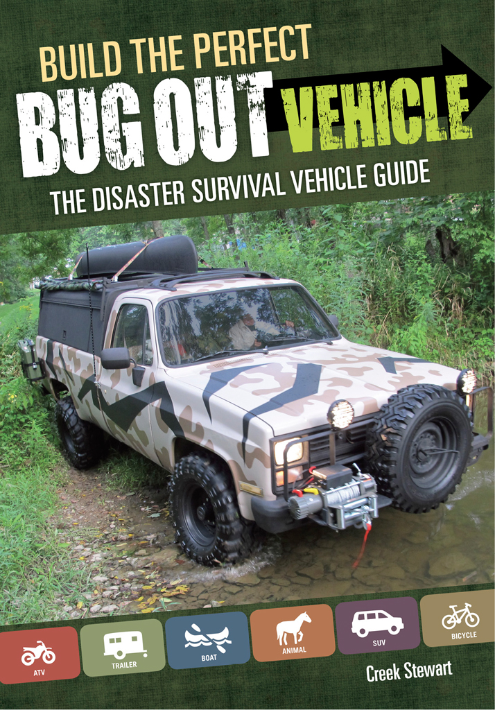 Build the Perfect Bug Out Vehicle The Disaster Survival Vehicle Guide