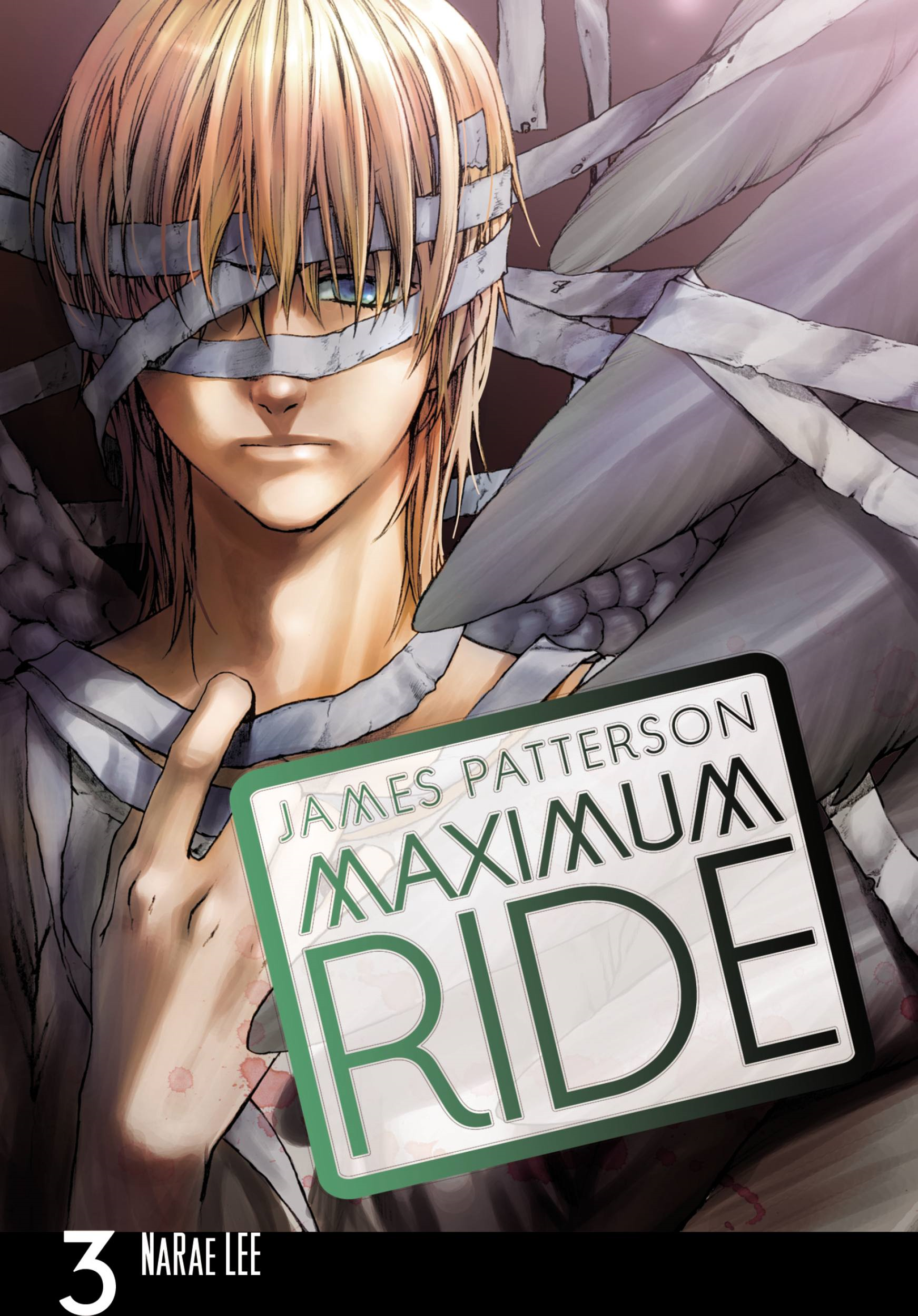 Maximum Ride: The Manga, Vol. 3