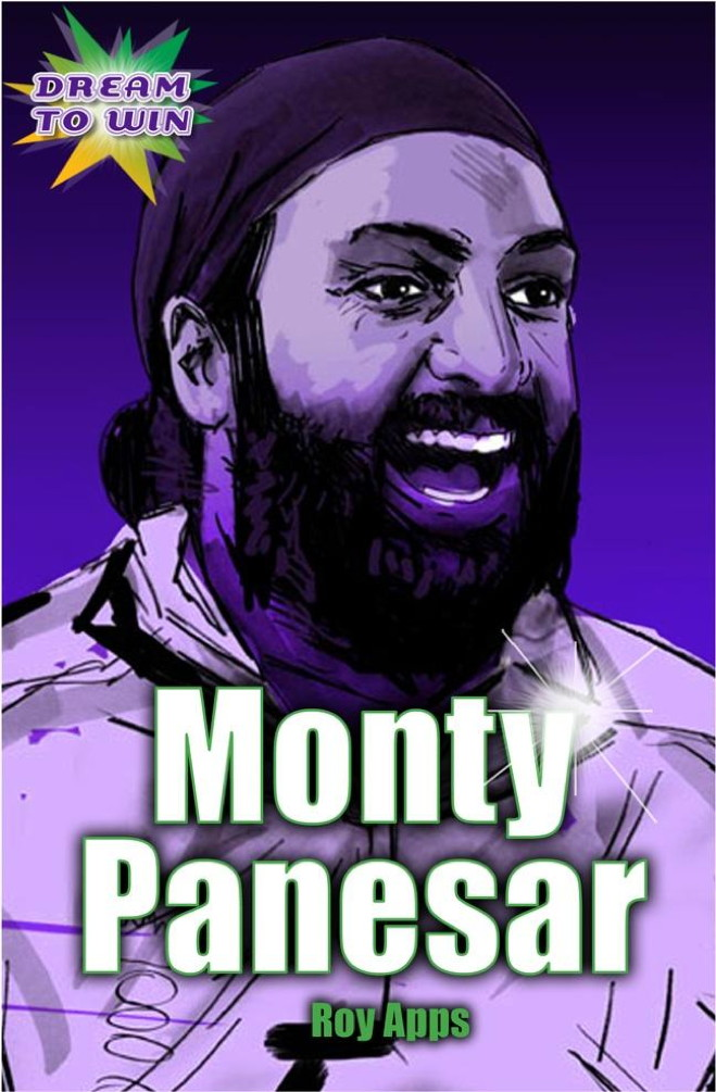 Monty Panesar EDGE - Dream to Win