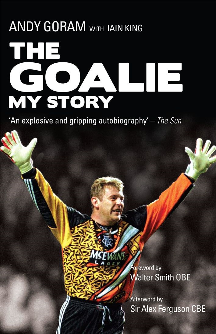 The Goalie My Story