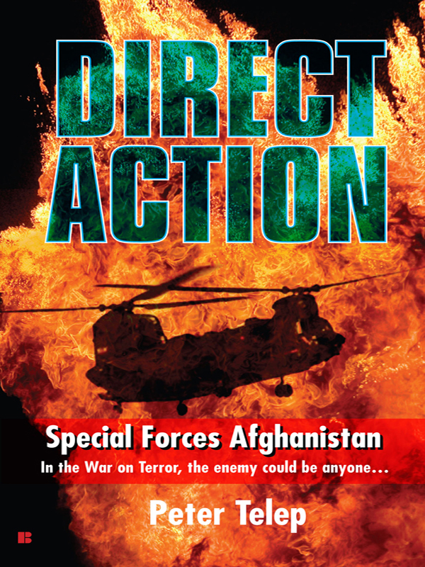 Special Forces Afghanistan: Critical Action By: Peter Telep